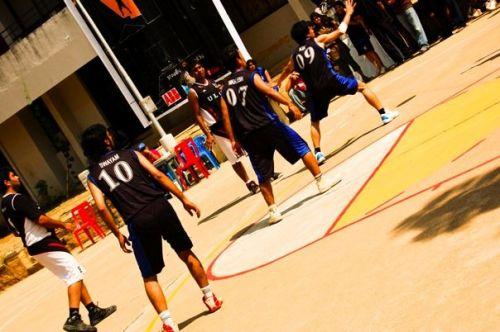 NLSIU Spiritus 09-10 - Basketball