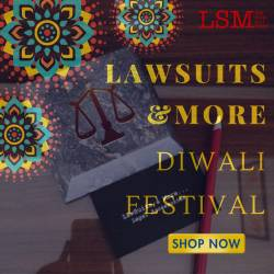 Law Suits & More: Diwali Festival - Shop Now!
