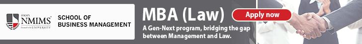 NMIMS School of Business Management - A Gen-Next program between Management and Law: Apply Now