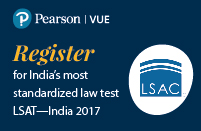 LSAT India: India's most standardized law test