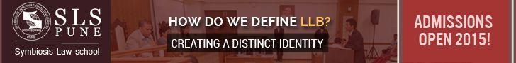 SLS Pune: How do we define LLB? Creating a distinct identity