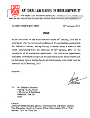 Chauhan's notice letter (click to enlarge)