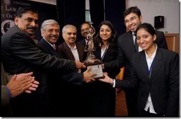 ULC winners: Allahabad Law