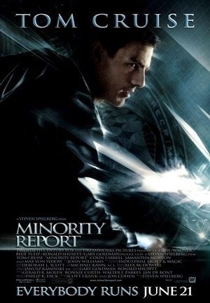 Minority Report: Nice on film, not so nice in reality