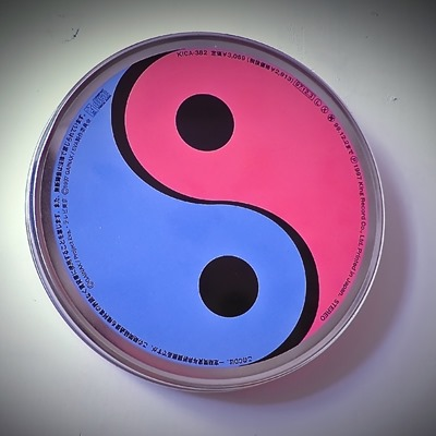 Two sides of same coin: Male and female, Yin and yang