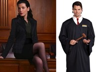 Sexy lawyers: Wanted