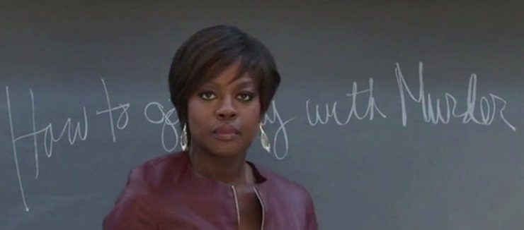 Teaching how to get away with murder, optional