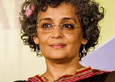 What is contempt? Arundhati Roy knows