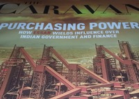 The cover story Essar didn't like
