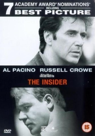 The Insider: Good movie (but not about trading)