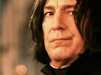 Say what you will about Severus Snape, but he definitely wasn't a good teacher