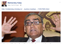 Markandey Kajtu: National treasure, social media prophet or in need of a new hobby?