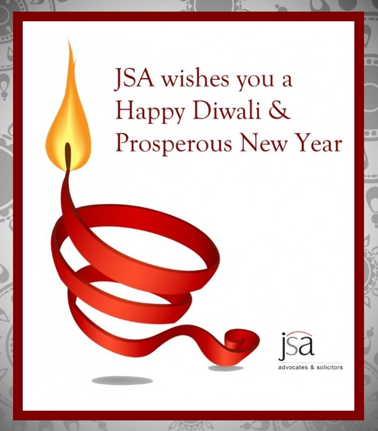 How important are diwali greetings to law firms legally india j sagar associates jsa m4hsunfo