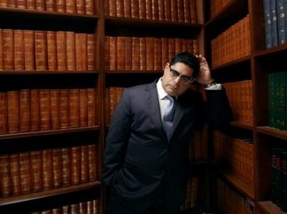 Billimoria: Cornered by law books