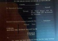 Injunction
