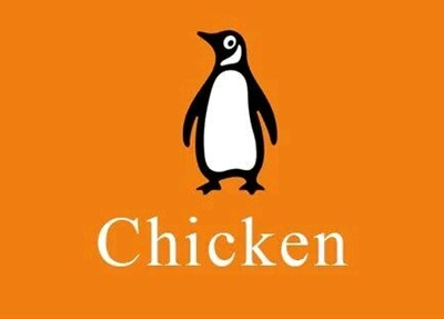 Penguin Chicken (via Twitter, Bhavin Patel)