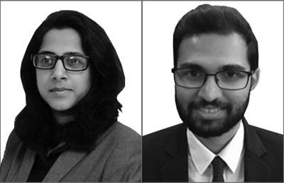 MCIA's new registrar Neeti Sachdeva, CEO Madhukeshwar Desai