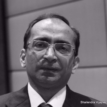 Bhumesh Verma started Corp Comm Legal earlier this year