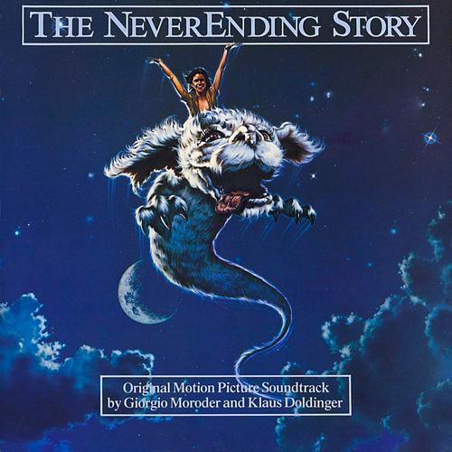Giorgio Moroder and Klaus Doldinger The NeverEnding Story Original Motion Picture Soundtrack