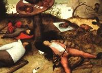 Liberalisation: Artist's impression (Image: Pieter Breugel's Schlaraffenland)