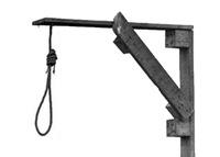 Escaping gallows