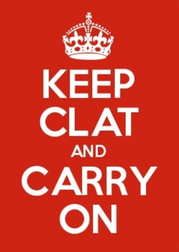 Keep calm and carry on, assures CLAT convenor