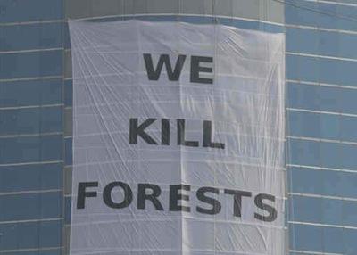 Essar: Denies it kills forests (photo via Greenpeace Flickr)