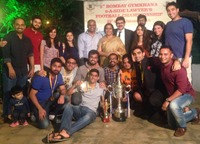 Hariani & Co. wins the 5th Bombay Gymkhana Lawyers Football Championship