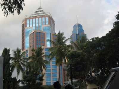 Bangalore: Less cool than Pune