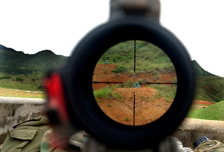 SILF: CA target locked
