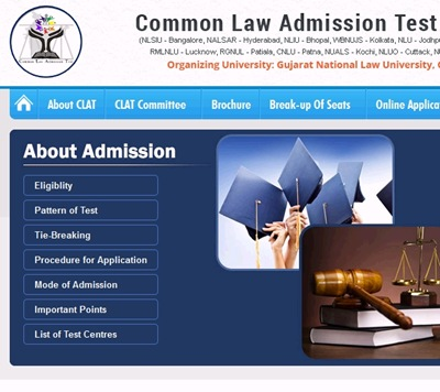 CLAT 2014: New year, new hopefuls, new CLAT website