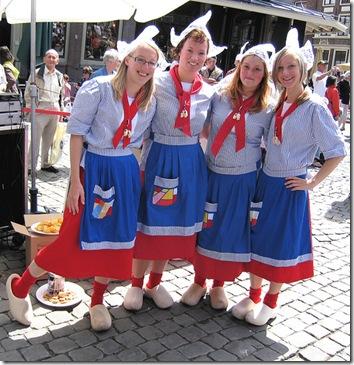 LI, propagating Dutch stereotypes