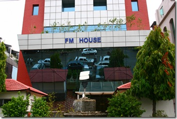 FM House Noida: Little wants no part
