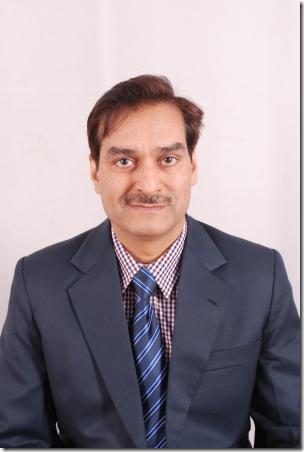KK Sharma: 'Peace time' lawyer