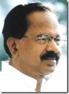Law Minister-Veerappa Moily