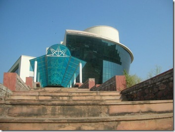 NLIU Bhopal's Temple of Knowledge: attractive