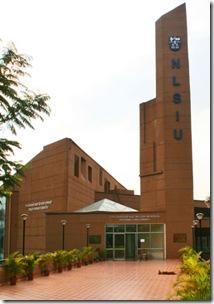 NLSIU-Bangalore-Library