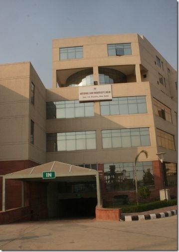 NLU Delhi: Testing entrance