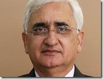 Salman Khursheed