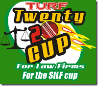 Turf T20 Cup for Law firms
