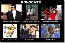advocate meme