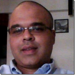 First rain for Acuity founder Souvik Ganguly