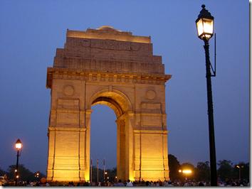 Delhi, times two