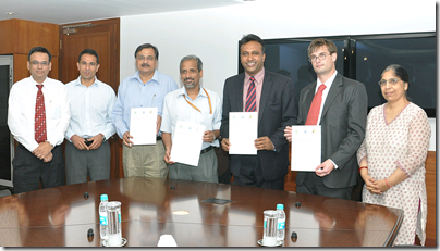 MOU signing with IDFC