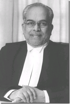 Justice Reddy: In the zone