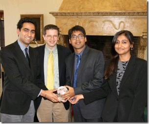 NLU-J winners at Stetson (courtesy Stetson website)