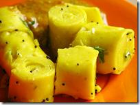 Vibrant Gujarati cuisine