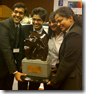 Anand moot winners lift trophy of patentable, original design?