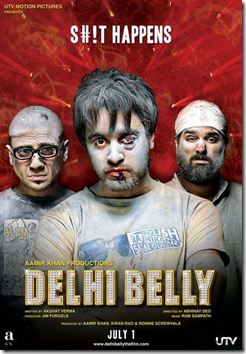 Delhi Belly: Vulgar or just covered in dirty dust?