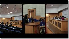 Stetson at NLIU Bhopal: Montage!